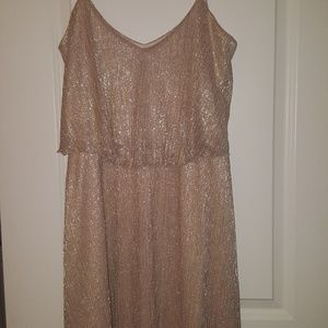 GUESS Cocktail Dress Shimmery